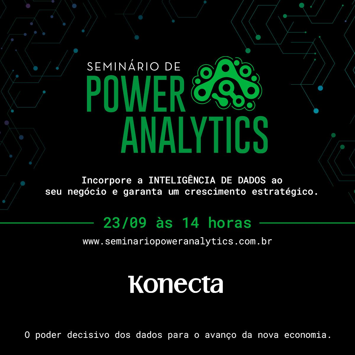 Seminário Power Analytics